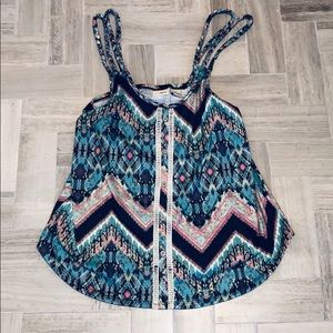 Adorable top from the Buckle